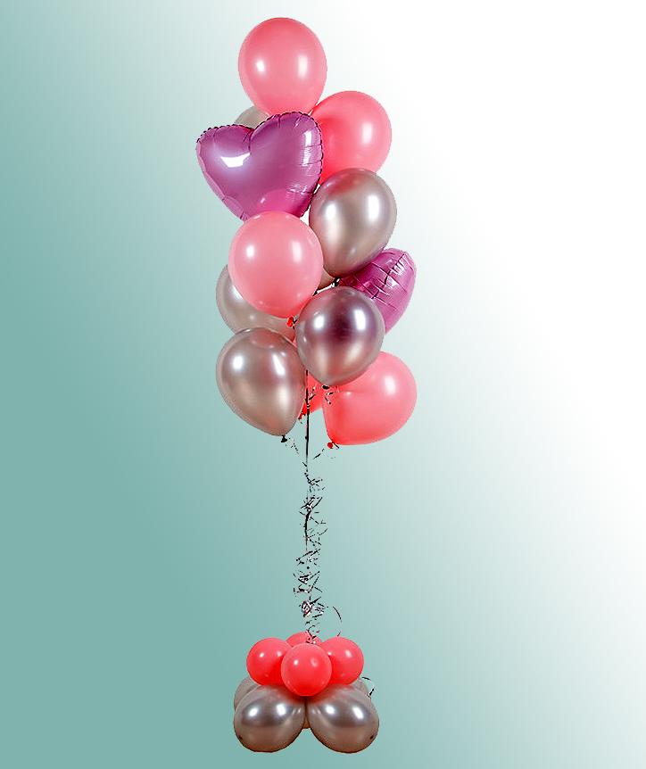 Класс скрапбукинга, картинки фонтаны из шаров